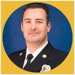 Fire Chief Daniel R. Munsey
