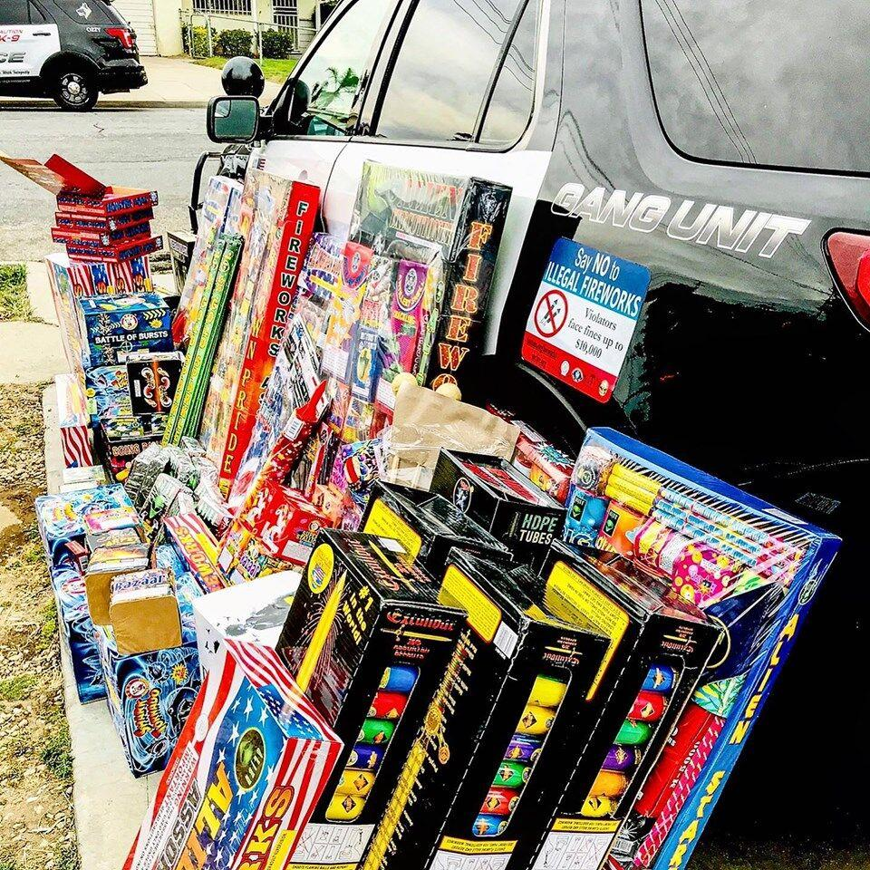 After huge fireworks explosion in Ontario, residents of Fontana ask: Could it happen here too?