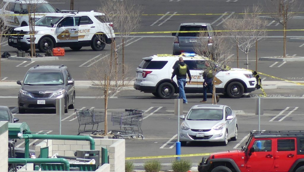 Sheriff McMahon ID's deputy and suspect; provides more details on shooting in Hesperia