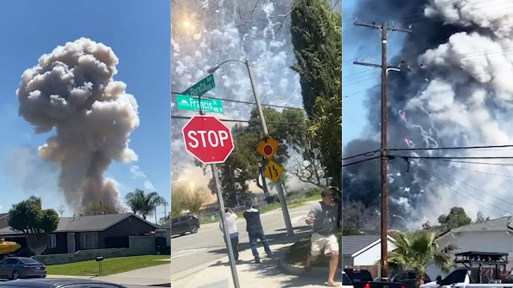 In aftermath of Ontario explosion, San Bernardino County cracking down on illegal fireworks with new reporting system