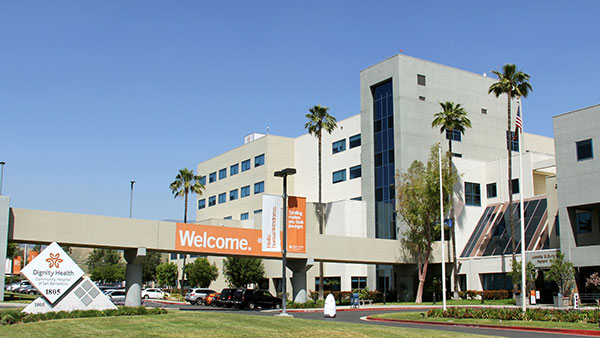 dignity health hospital building
