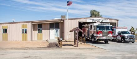 Yucca Valley gets new fire station in state budget