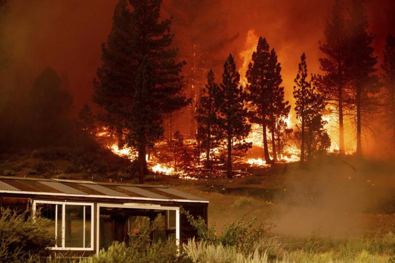 Northern California wildfires scorch more than 158,000 acres. PG&E may be partly to blame