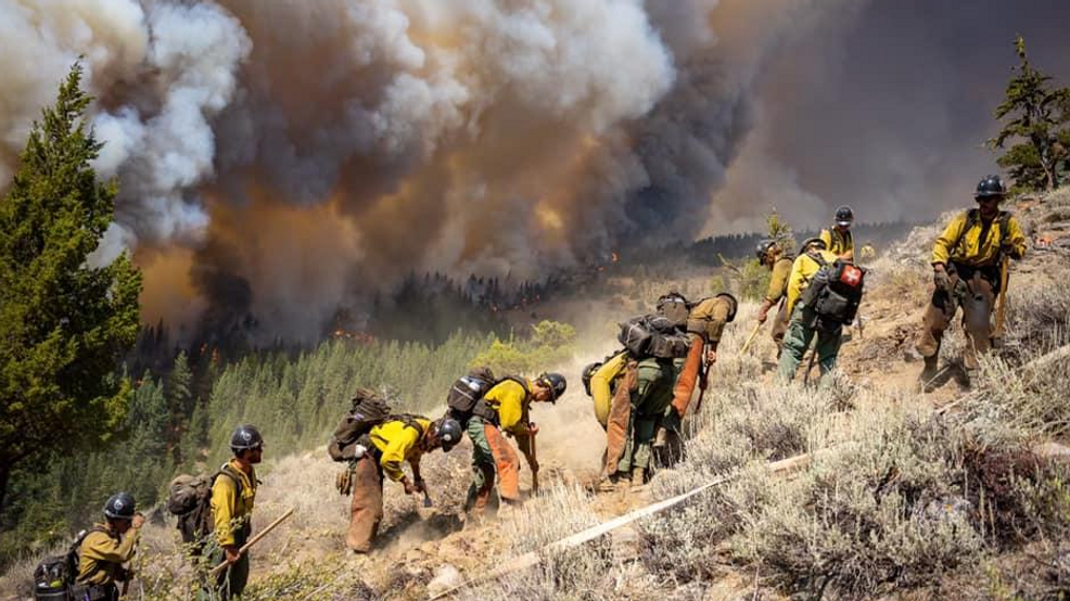 More structures burned in the Dixie Fire, containment reaches 59 percent