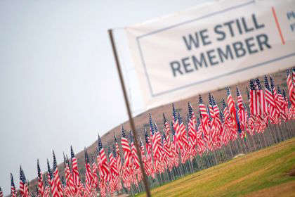 Never Forget: Southern California Ceremonies Mark 20th Anniversary Of 9/11 Attacks