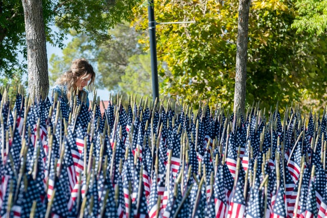 Victor Valley College holds Patriot Day Ceremony in honor of 9/11 victims